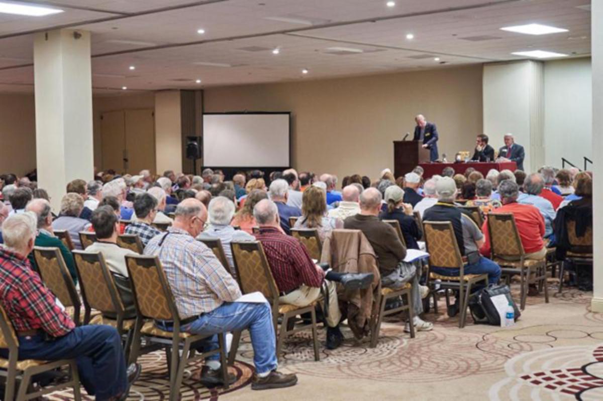 Photo courtesy of the Hershey Region AACA