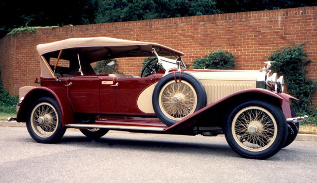 1924 Hispano-Suiza H6.