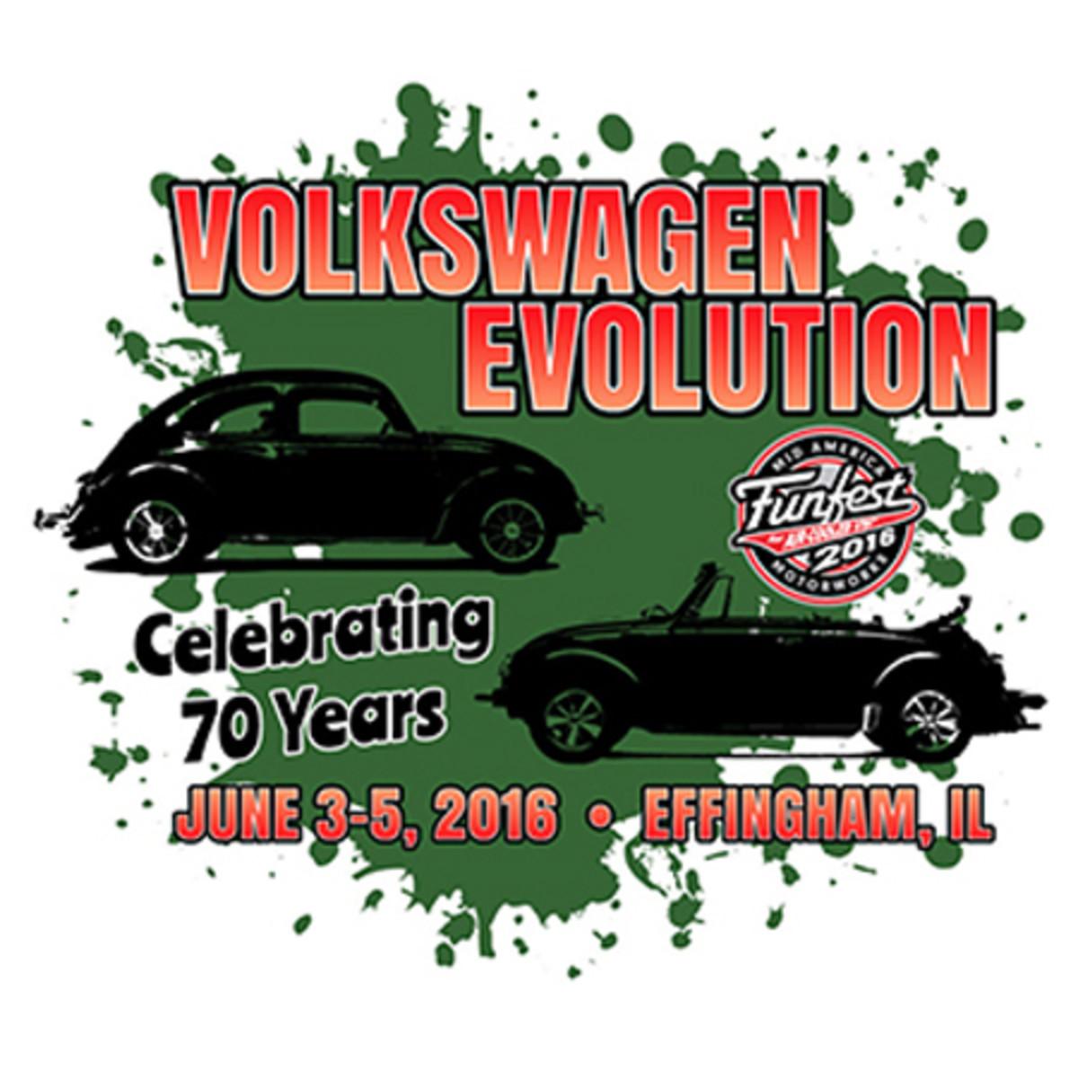 Volkswagon Evolution
