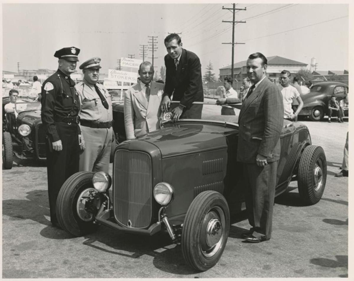 Photo Credit:Casey Maxon, Historic Vehicle Association