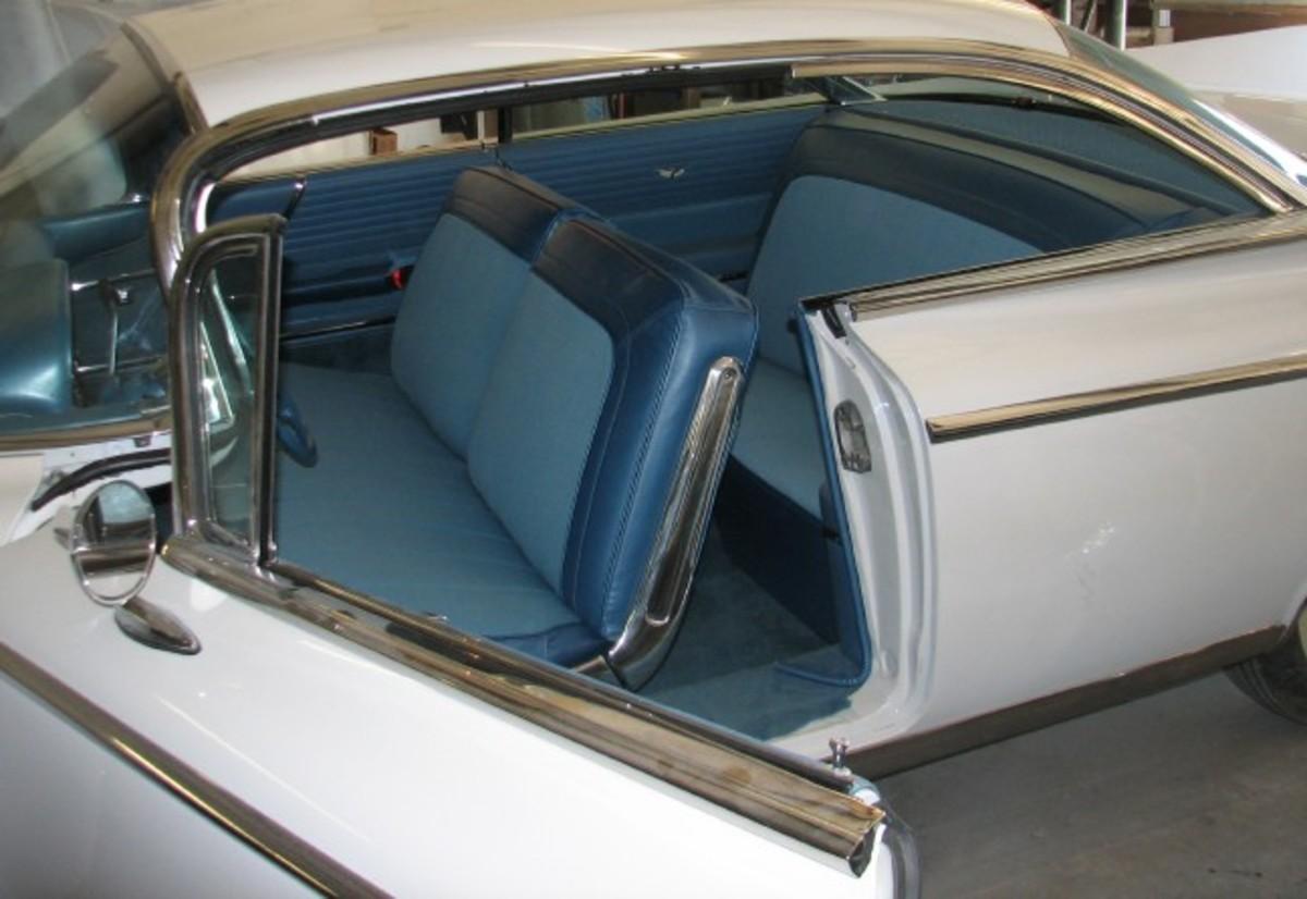 1959 Buick-interior