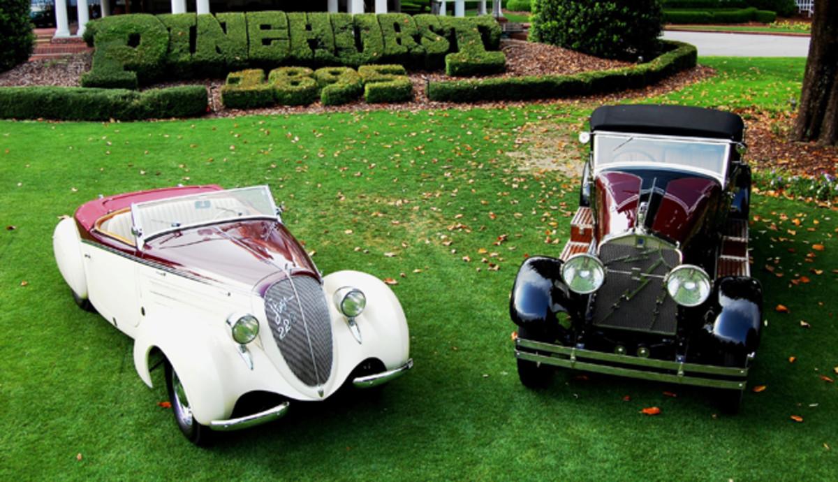 Pinehurst Cars