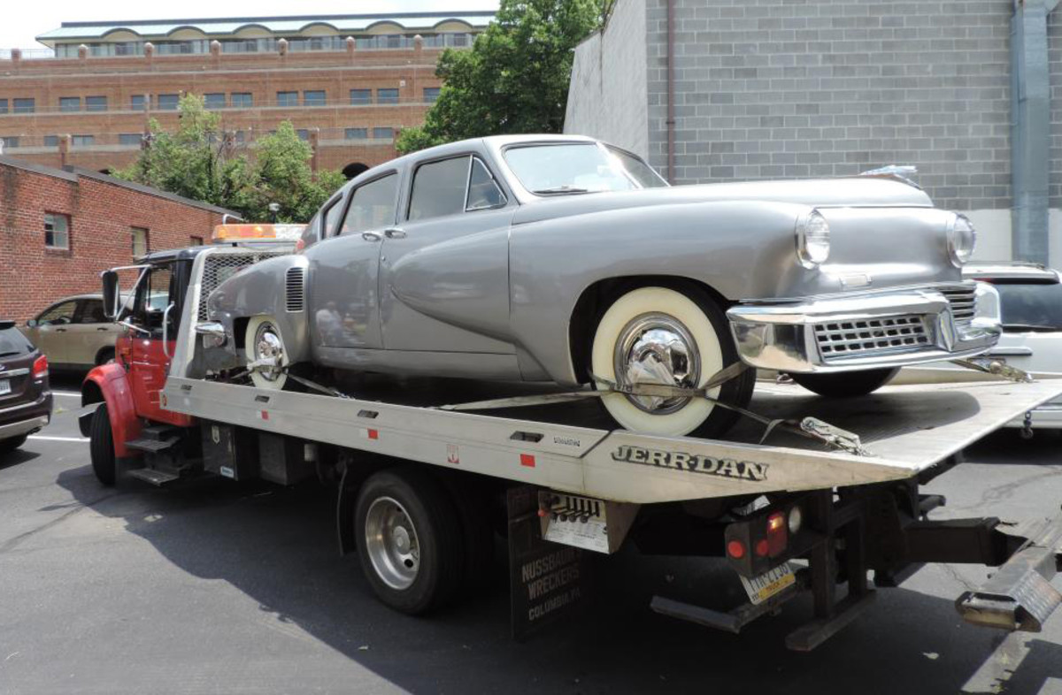 Cammack's collection was moved to the AACA Museum in July.