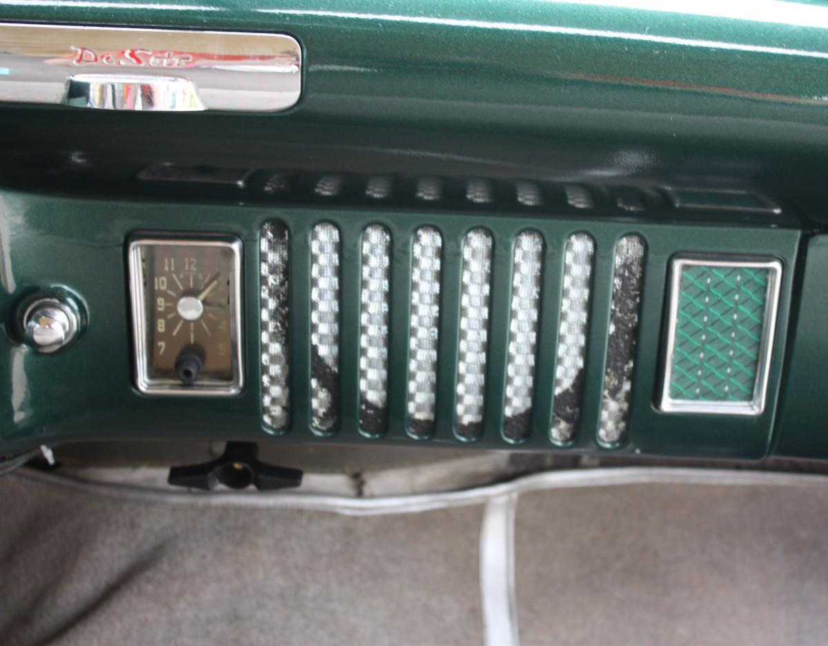 1950 De Soto-dash