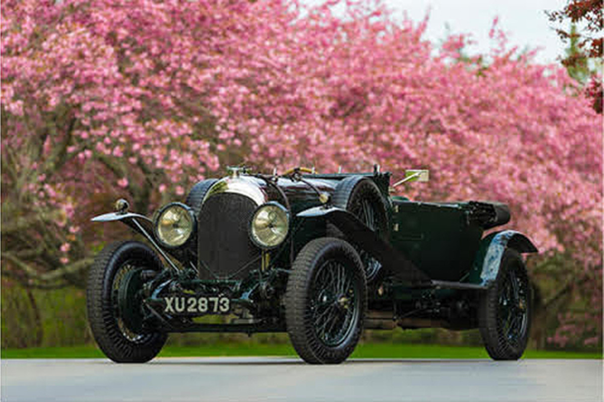 1924 3/5.3-Litre Le Mans Replica Tourer. Photo - Bonhams