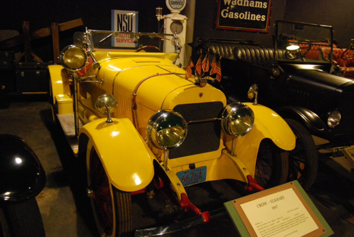 Inside the Wisconsin Automotive Museum