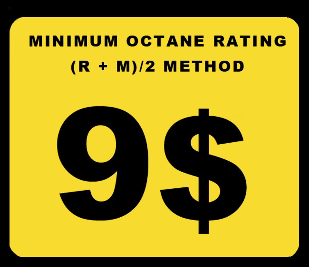 octane-rating