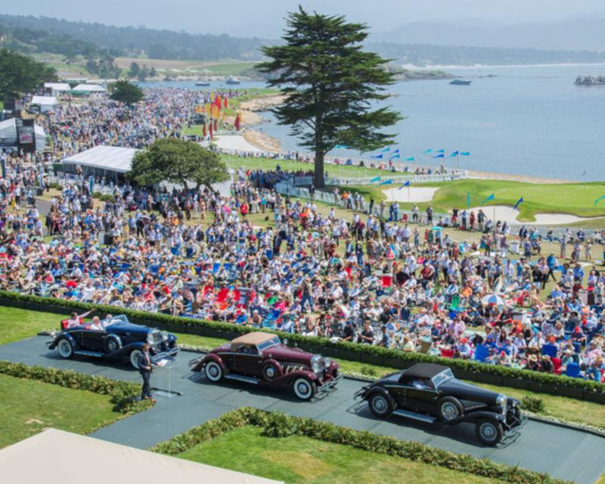 photo copyright Kimball Studios | Courtesy of Pebble Beach Concours d'Elegance