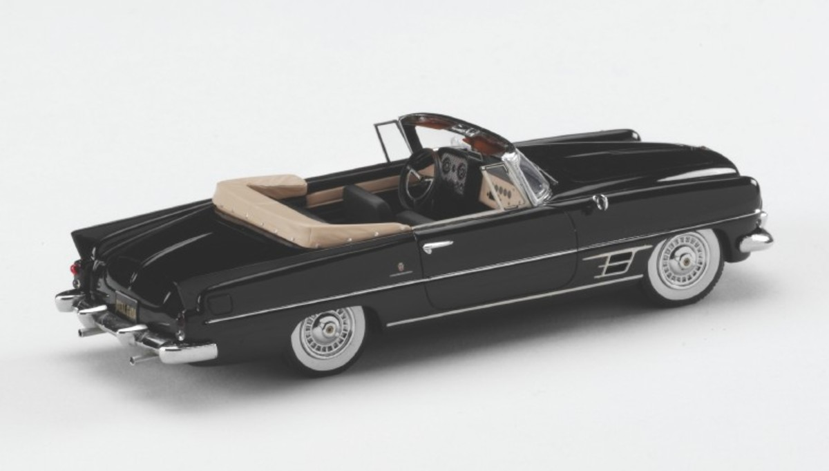The new 1957 Dual-Ghia from Automodello in 1:43 scale.