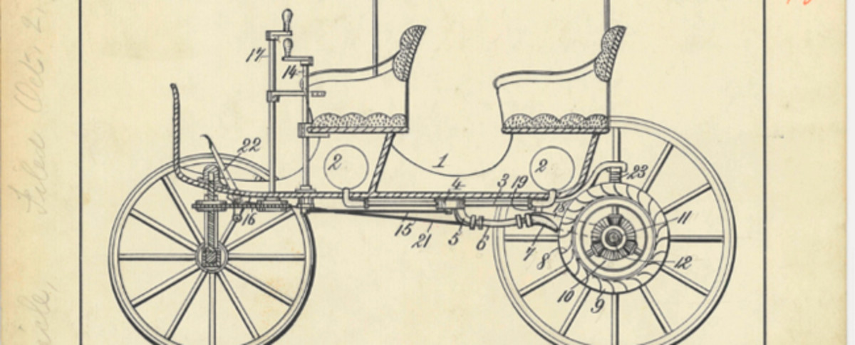 Patents at Gilmore