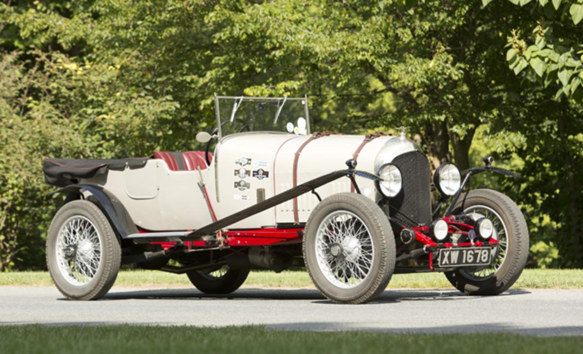 24 Bentley 3l