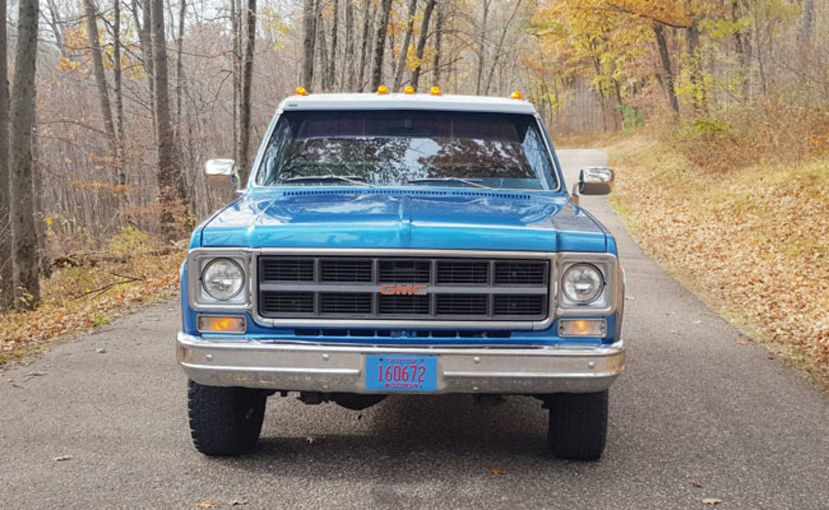 Car Of The Week 1978 Gmc Sierra Classic Old Cars Weekly