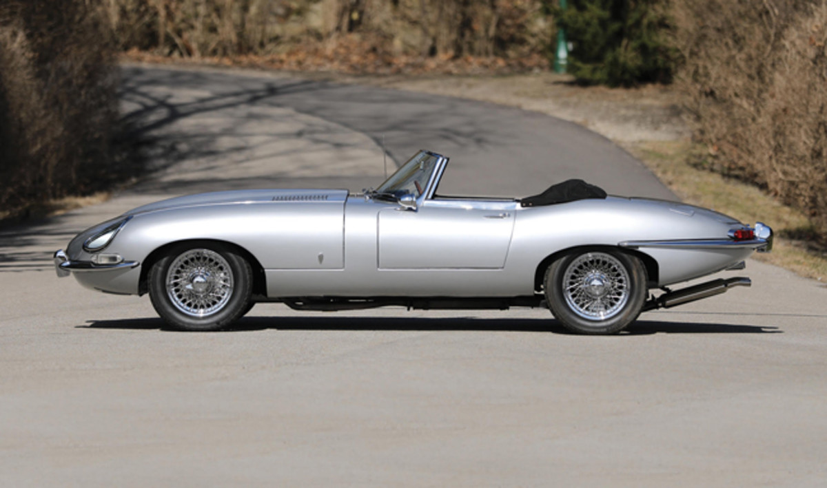 1961 Jaguar E-Type Series I Roadster