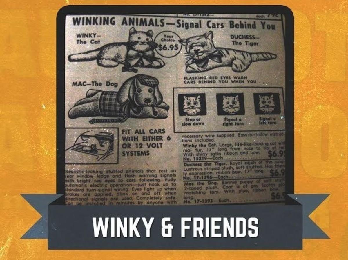 JC Whitney Winky & Friends