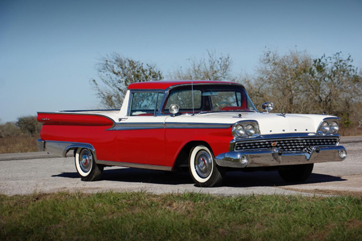 1959 Ford Custom Ranchero