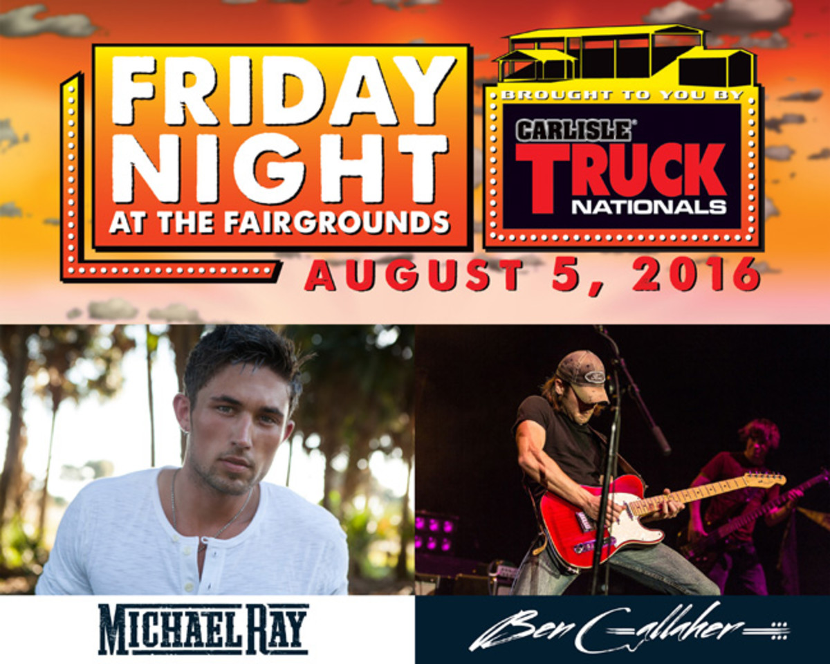 Friday Night at the Fairgrounds