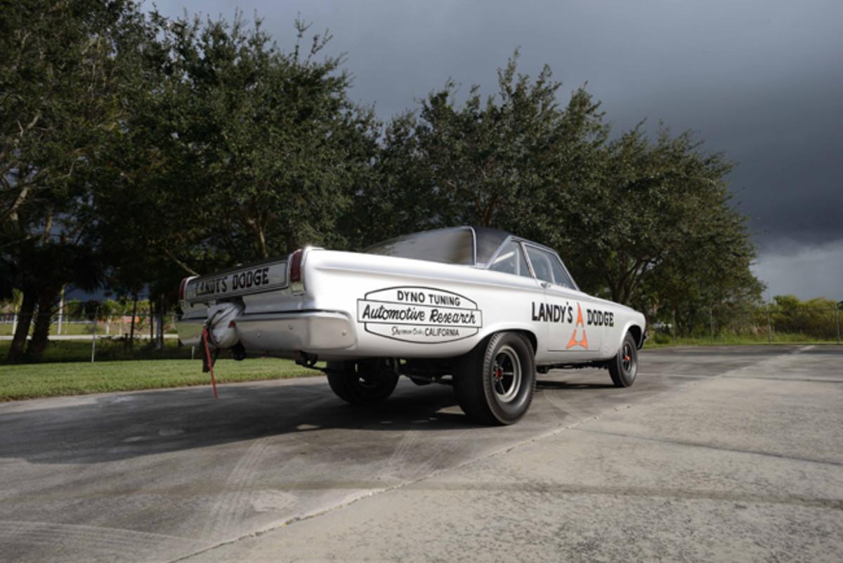 1965 Dodge Hemi Coronet A/FX, 426 CI, Driven by Dick Landy