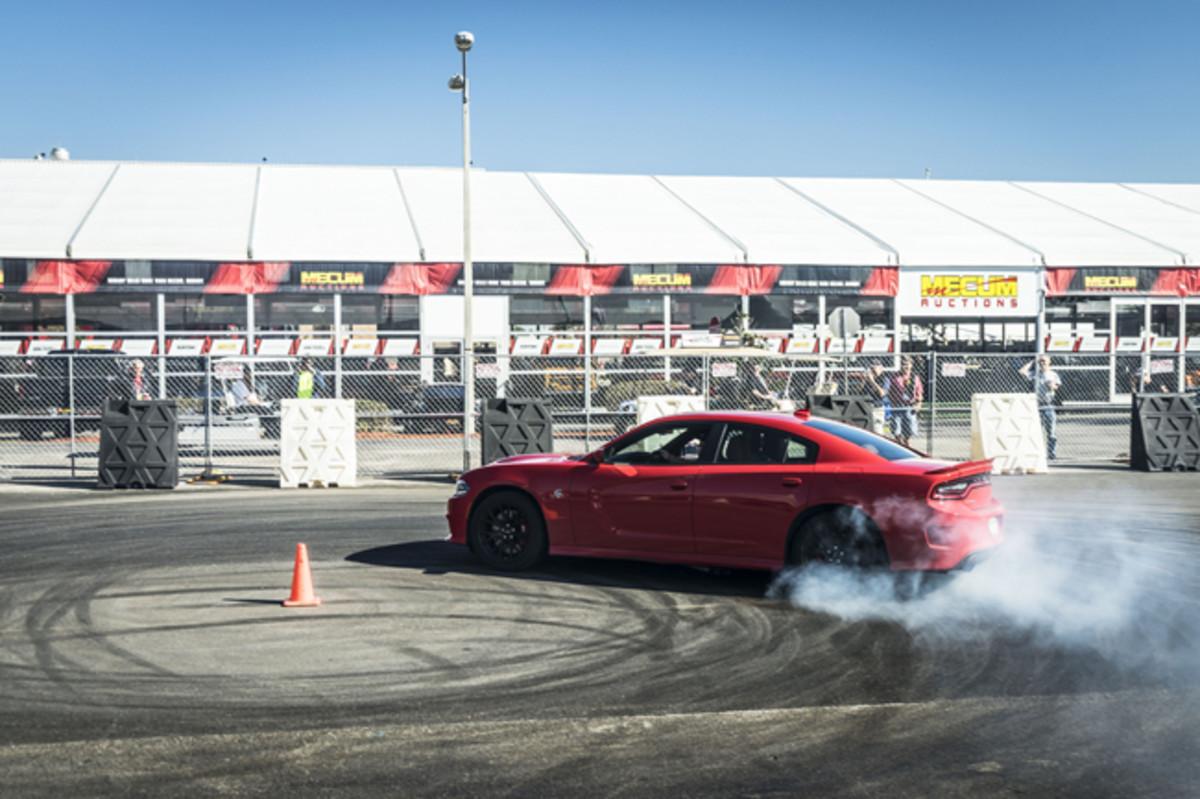 Dodge thrill ride. Photo - Mecum