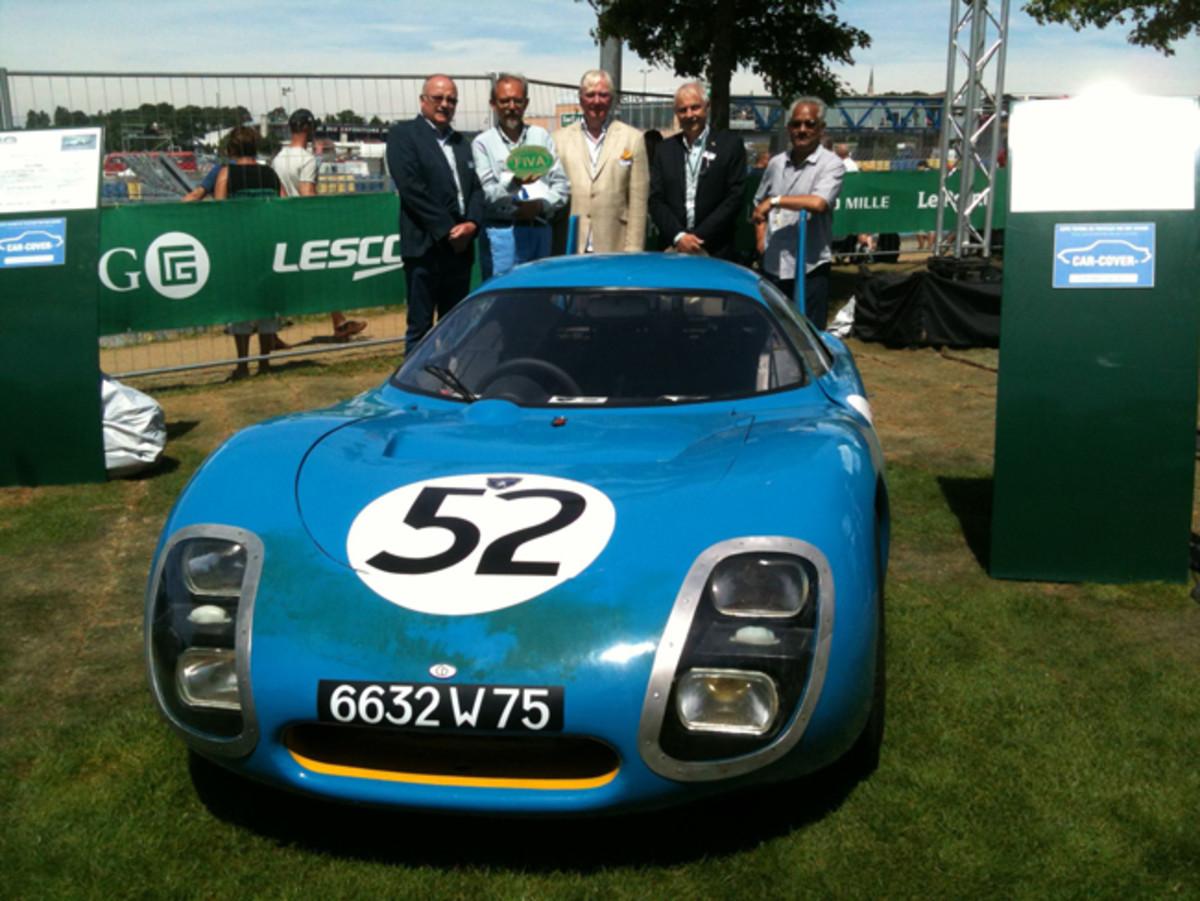 Press rel 9 - Le Mans Classic lo-res