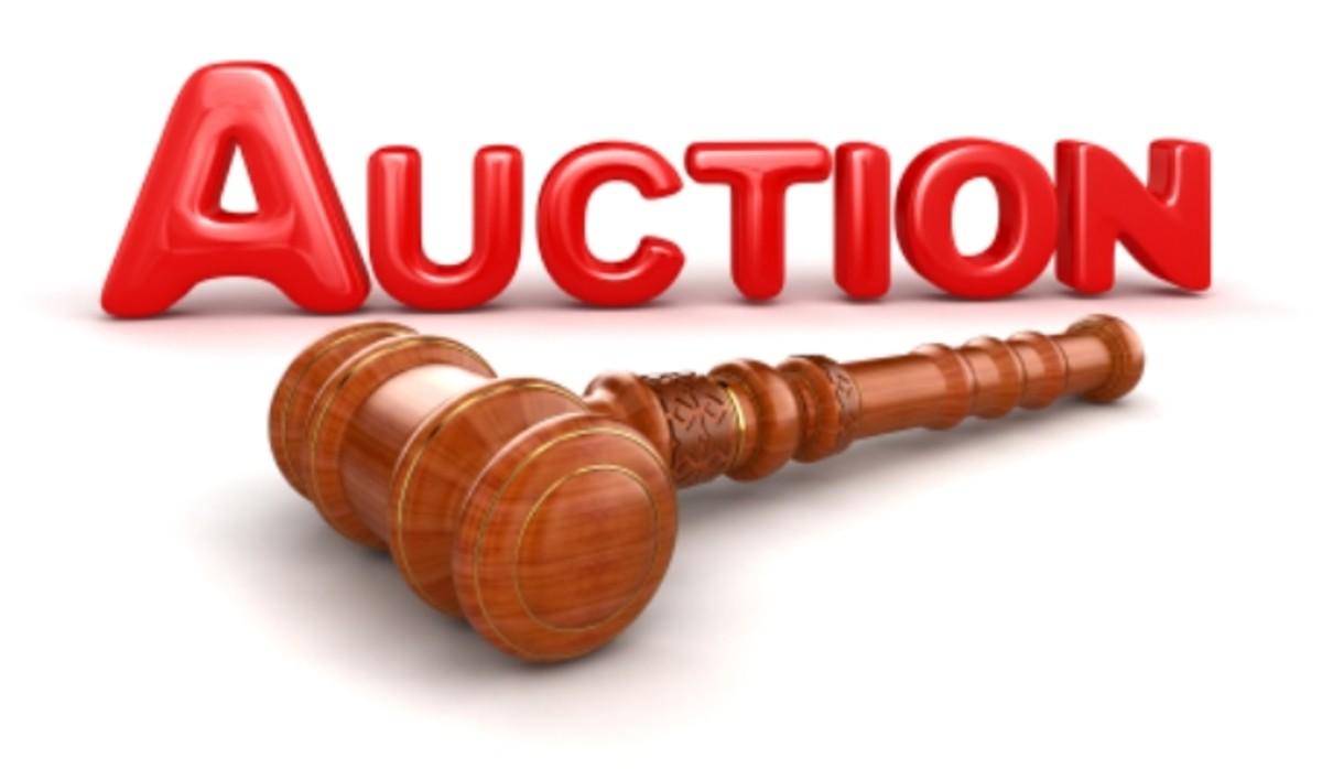 Auction-gavel