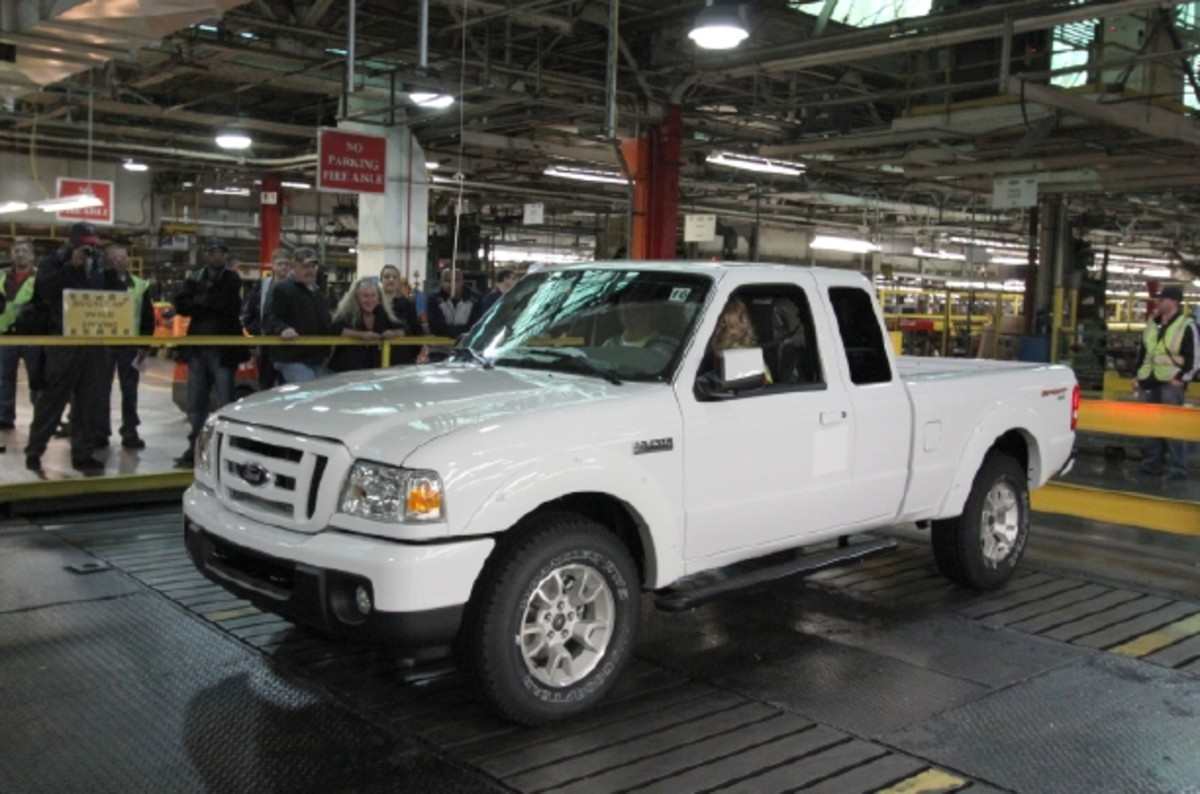 After building more than 6 million Fords in Minnesota, the company has ceased production of vehicles at its St. Paul plant.