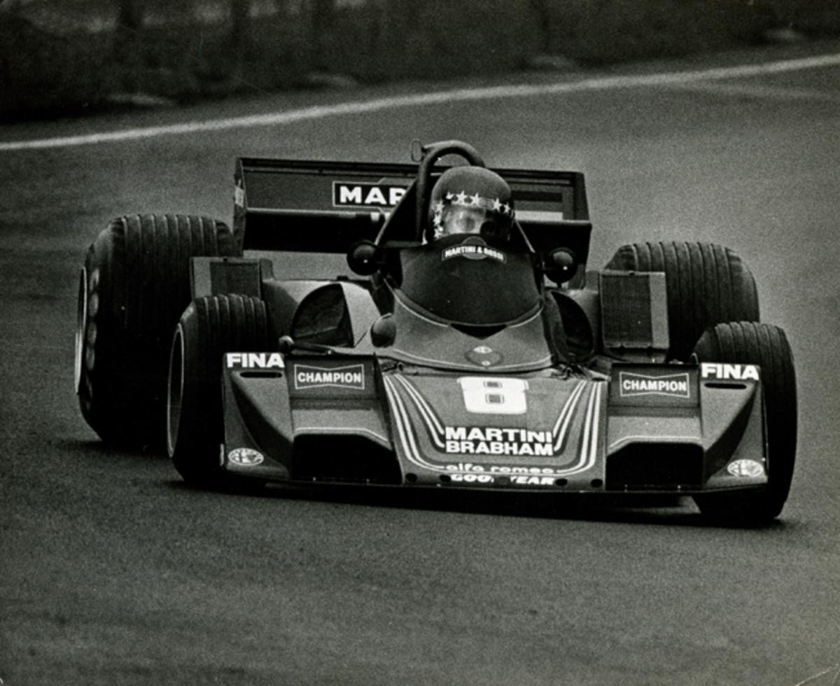 Alfa at Watkins Glen