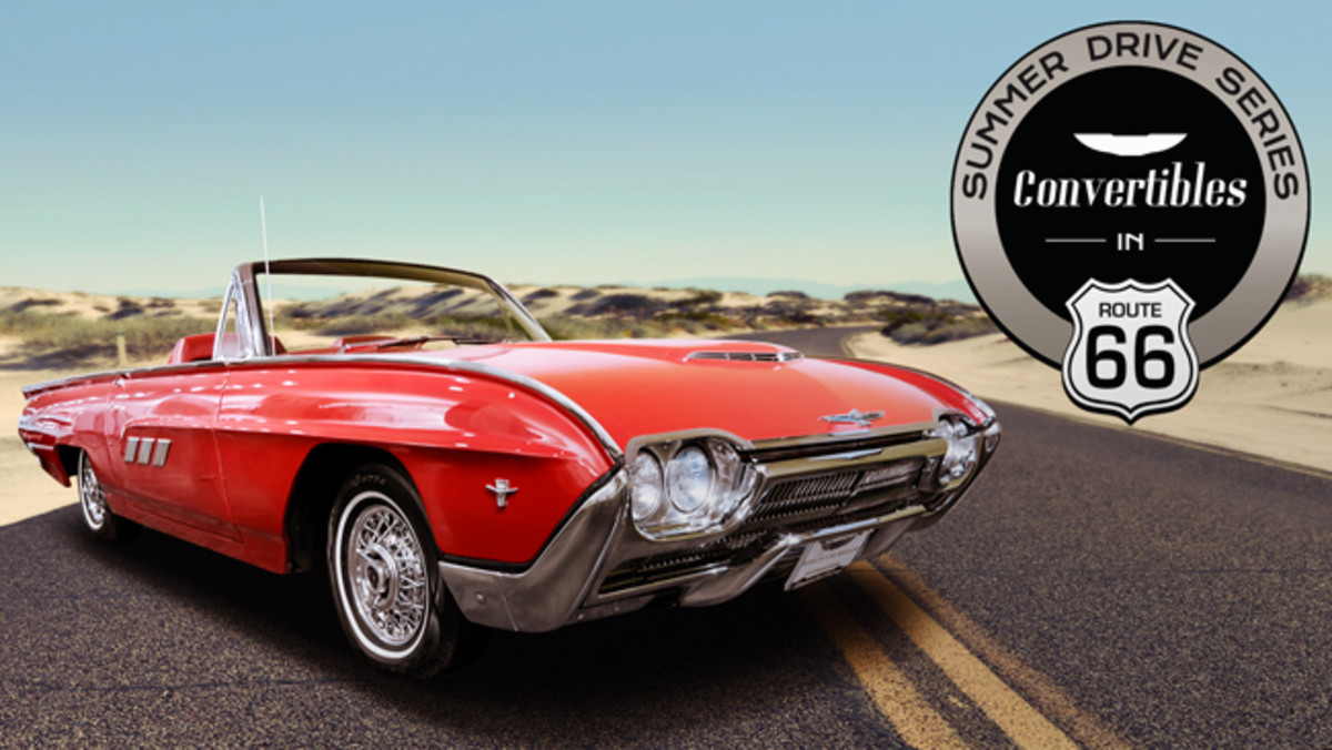 Route 66 - Convertibles - Hero Image