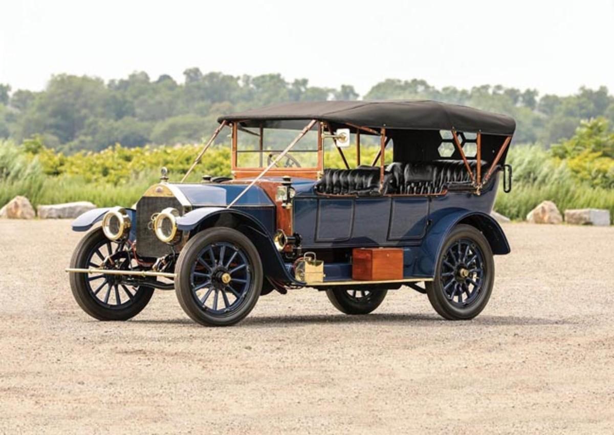 1912 Fiat Tipo 56 Touring