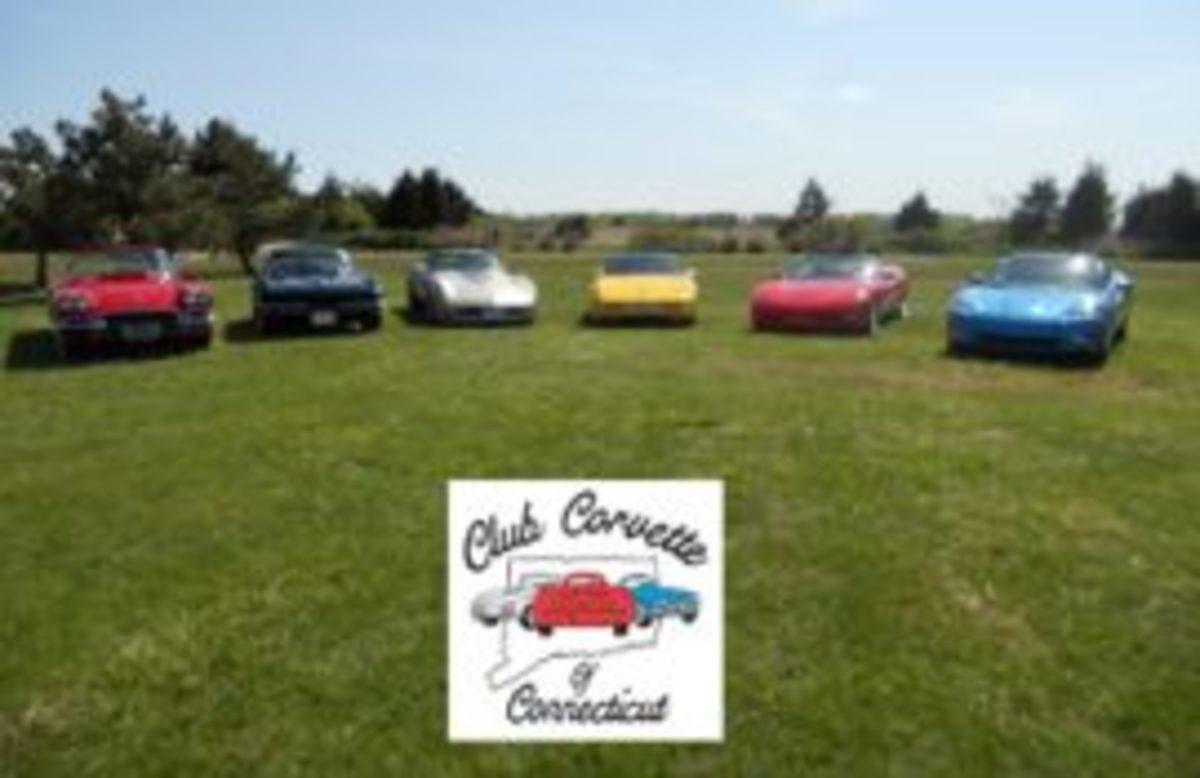 Club Corvette of Connecticut was formed in 1993 by a group of local Corvette enthusiasts. The club has grown to be one of the largest Corvette clubs in the Northeast with more than 300 members. Write to Club Corvette of Connecticut, P.O. Box 120236, East Haven, CT 06512, visit www.clubcorvettect.com or on Facebook at: https://www.facebook.com/ClubCorvetteOfConnecticut/ (PRNewsFoto/Club Corvette of CT)
