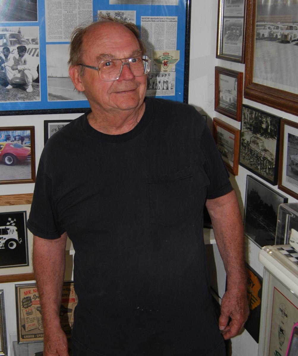 Mike Martin was a lifelong car enthusiast.