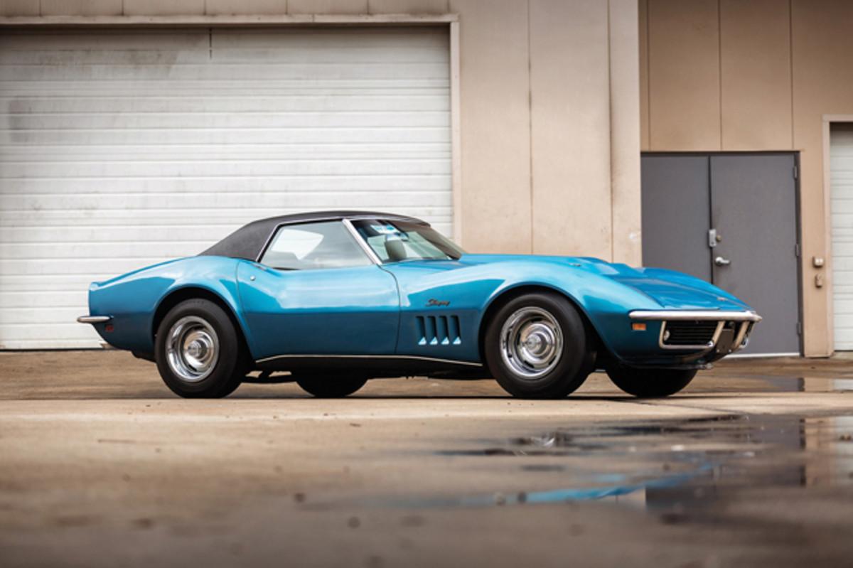 1969 Corvette L88 Roadster