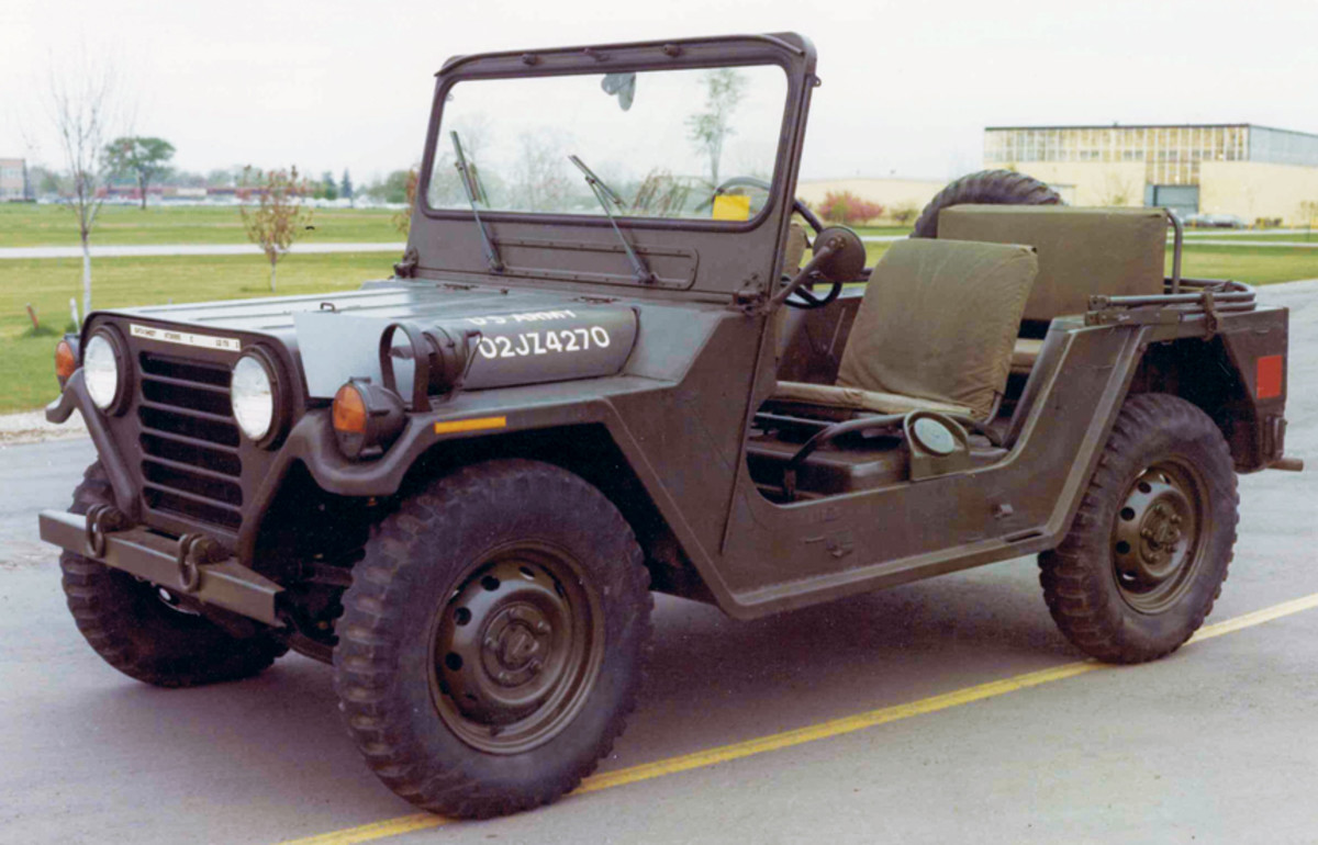 Ford M151A2