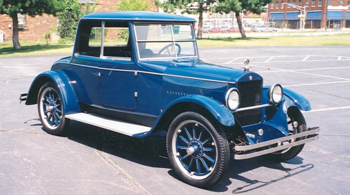 1924 Studebaker Light Six (from China)
