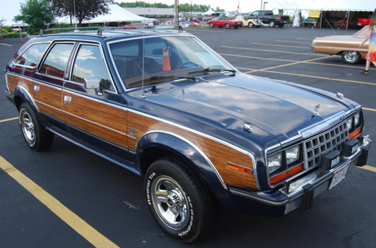 """If the '83 Eagle Limited wagon returns to Iola, it will fit right into the four-door car theme. We hope to see it and other """"quart-port"""" cars there in July."""
