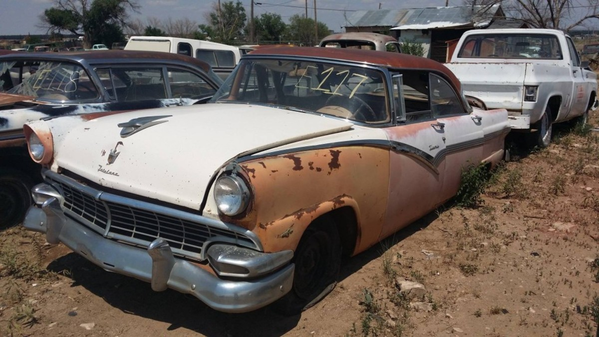 A1 1956 Ford