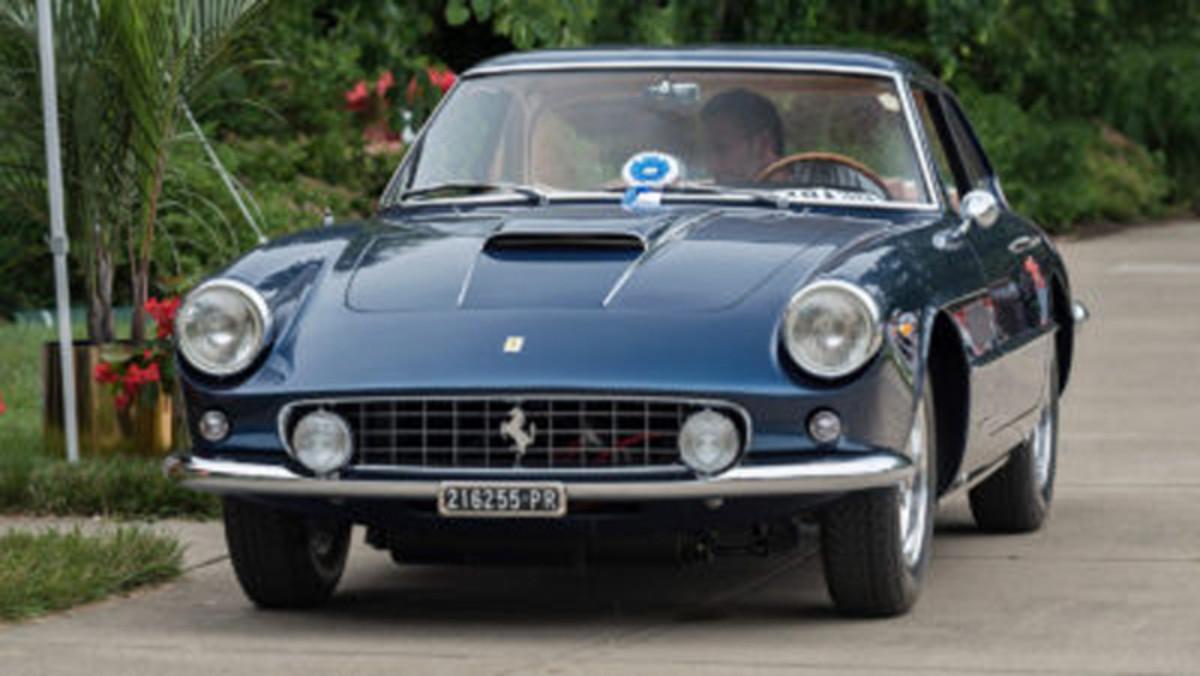 Best of Show Esprit de Sport - 1961 Ferrari 400 Superamerica