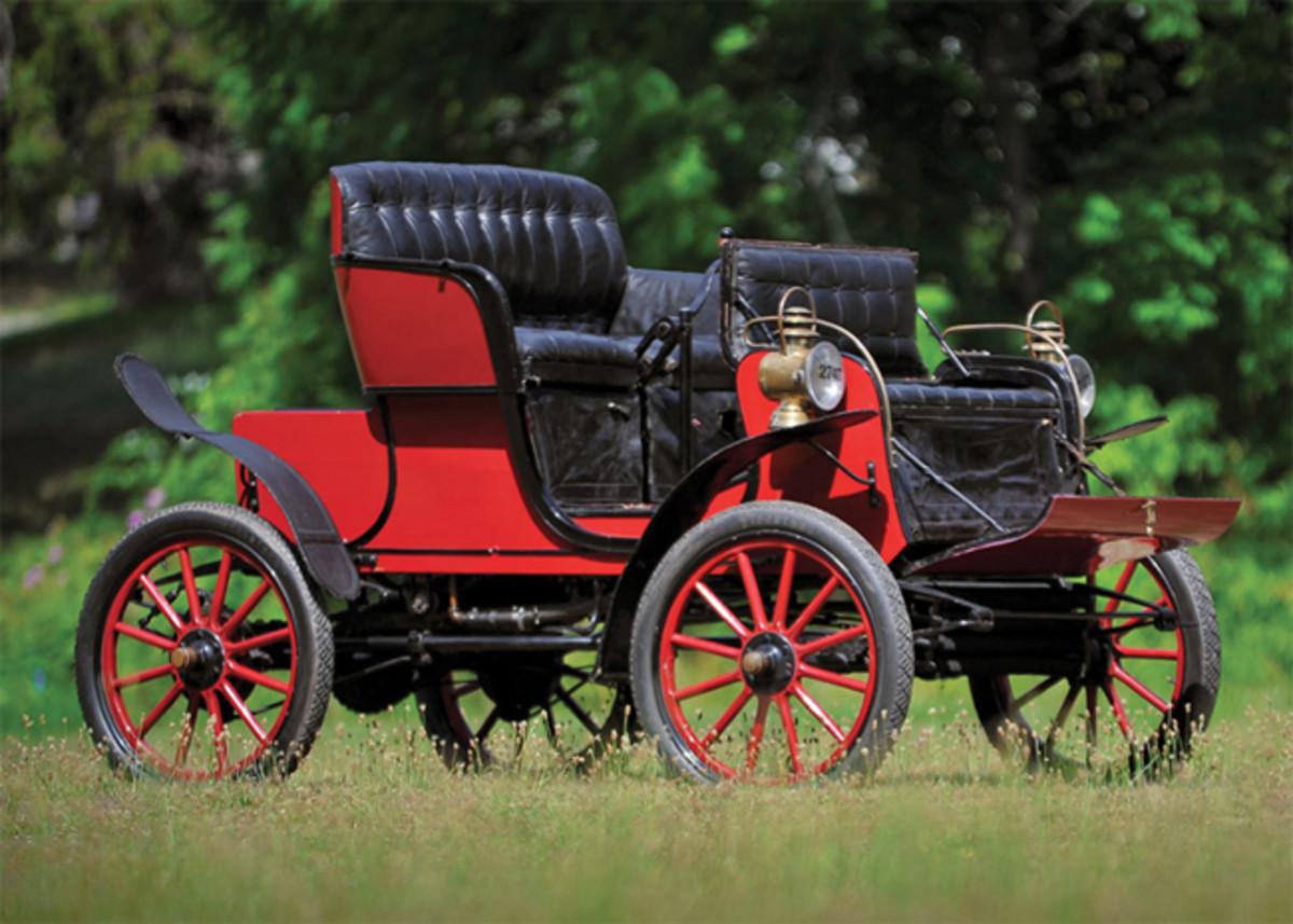 1903 Stevens-Durea Model L Runabout