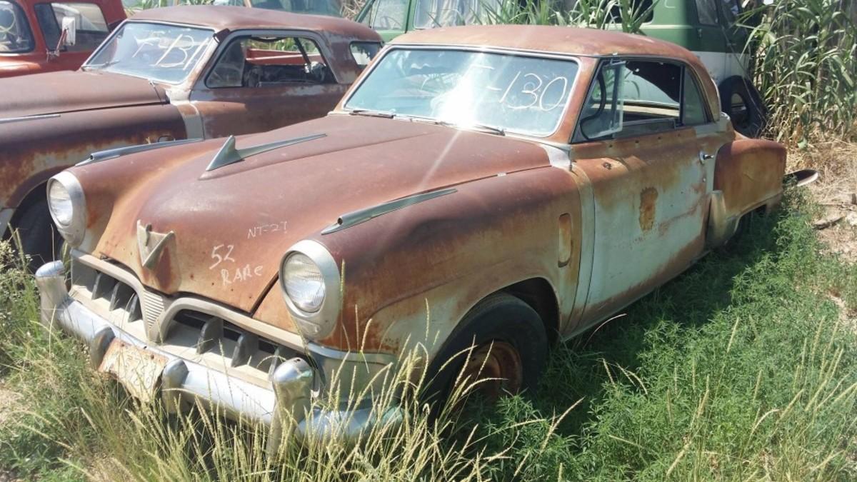 A1 1952 Studebaker