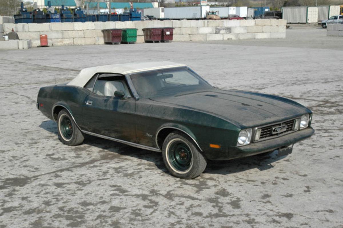 1973-Mustang