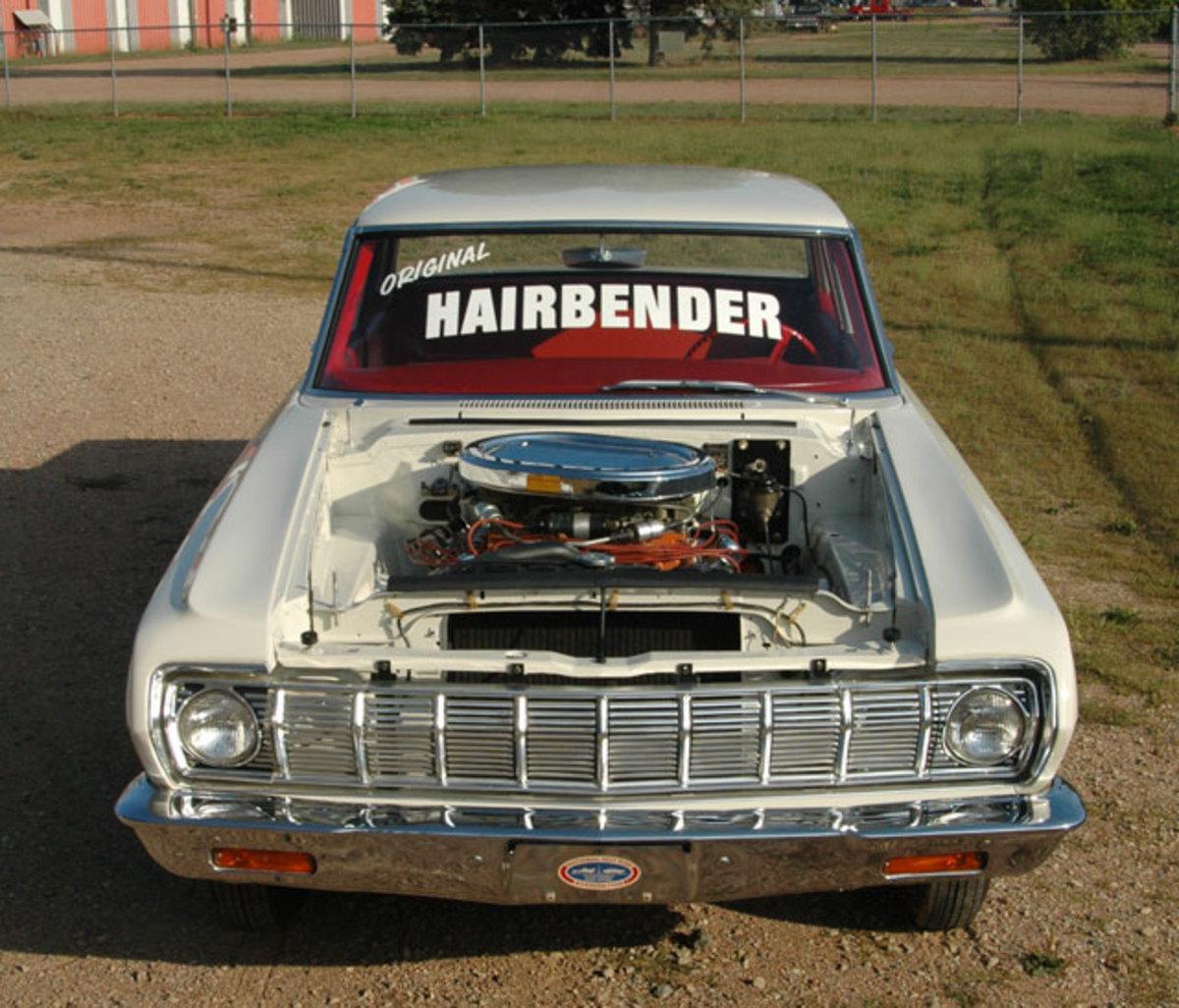 Hairbender-fry