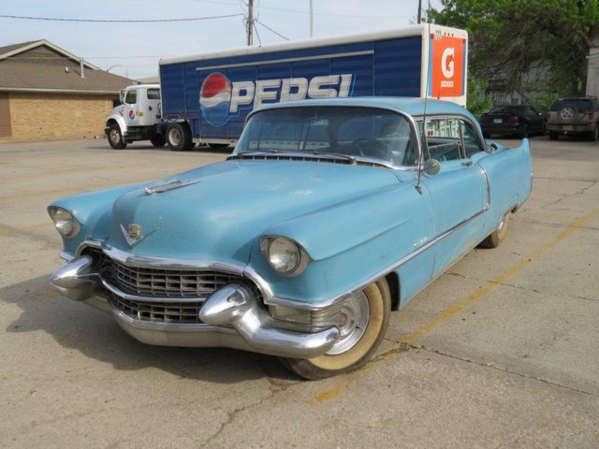Quam 1955 Cadillac