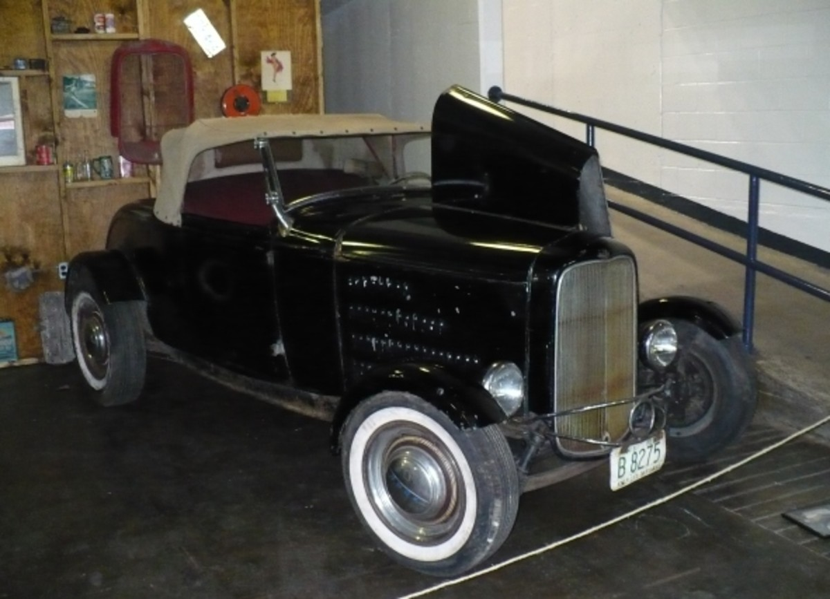 Barn finds, 1932 Ford roadsters, the 1950s and period hot rods are all hot right now, and this Deuce has all of that going for it. The car was built in the late 1950s and never saw the road once the calendar flipped to 1960. Turns out this car is owned by the husband of a girl I went to car shows with as a kid, so it won't be hard to track down.