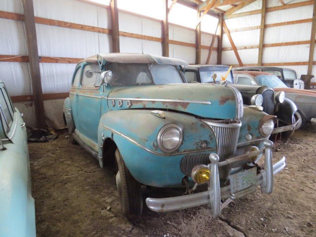 Quam 1941 Ford