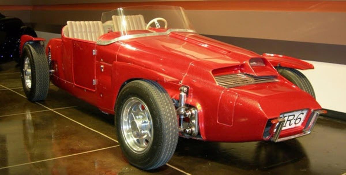 1963 Tex Smith XR6 Custom Roadster