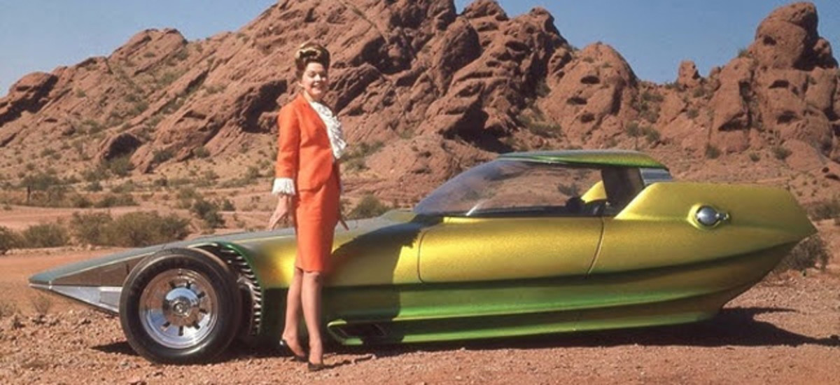 Concept Cars 1960s