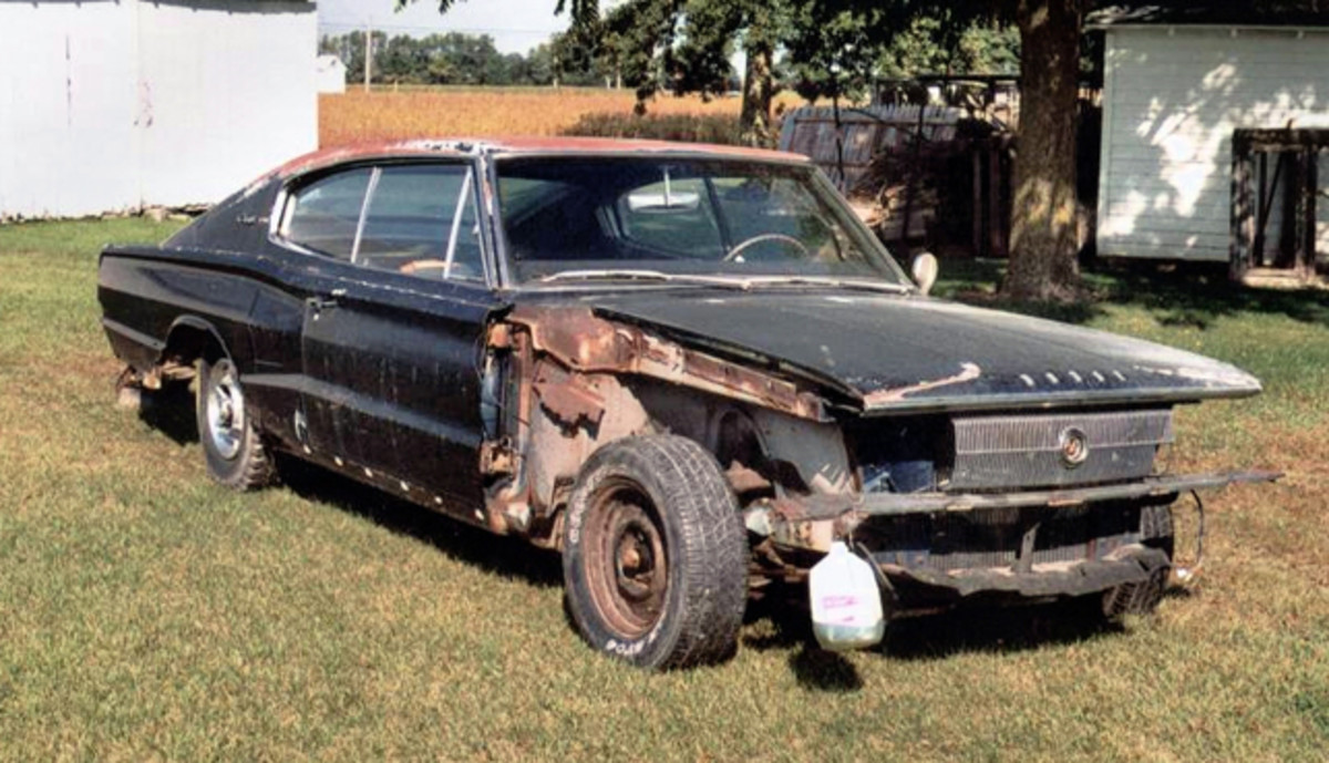 Charger Rescue Going Going Saved Old Cars Weekly