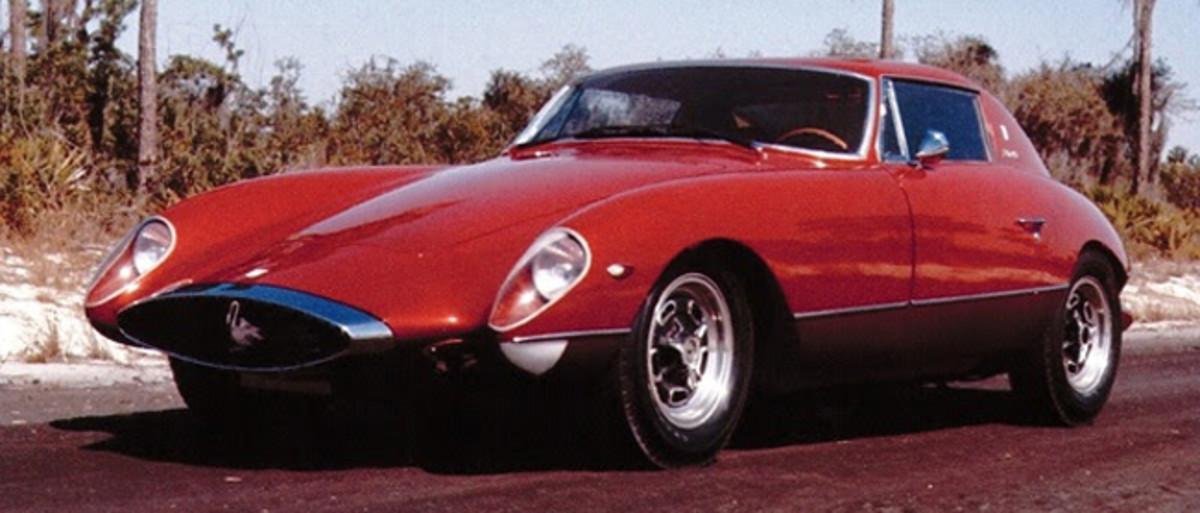 1966 Bosley Mark II Interstate Coupe
