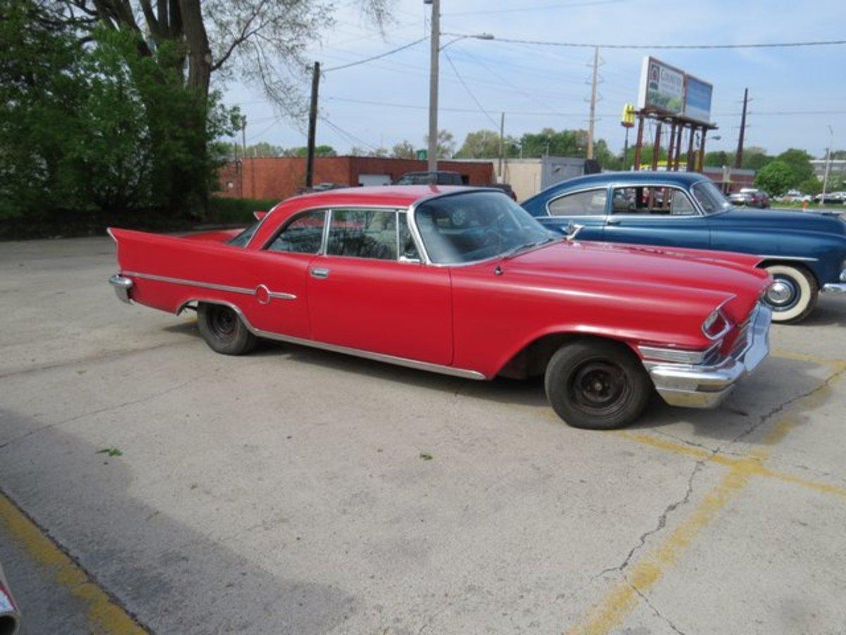 Quam 1959 Chrysler 300