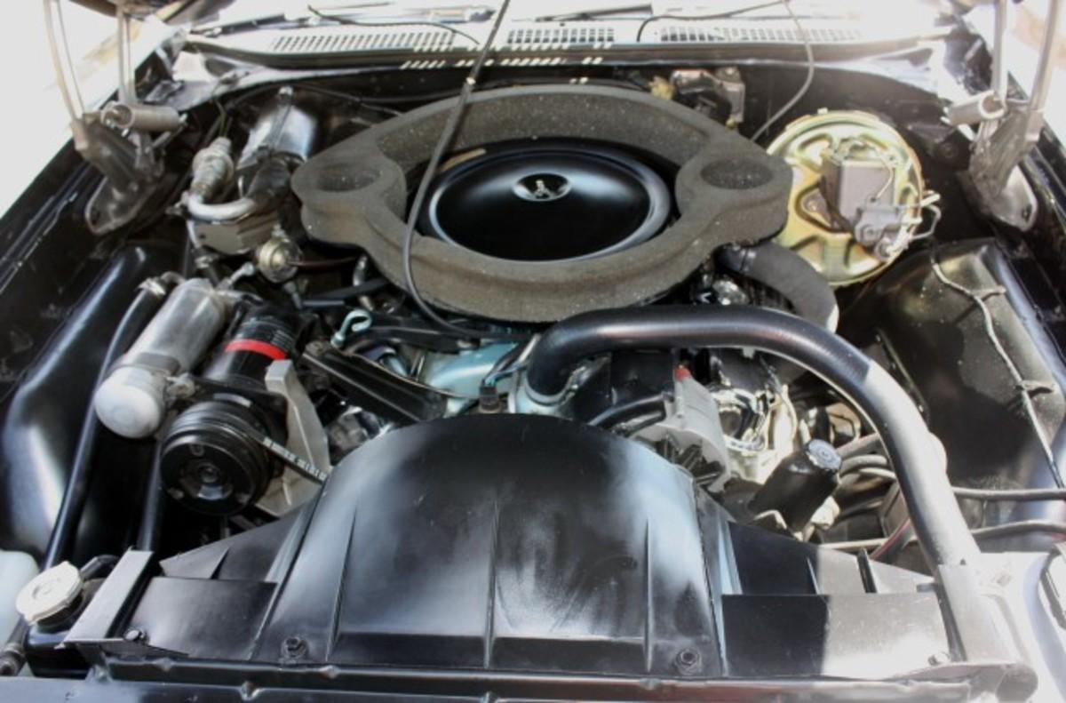 1970 Judge-engine