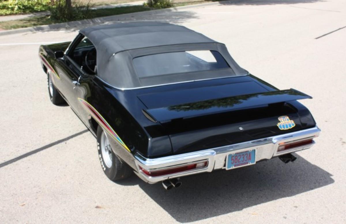 1970 Judge-rear